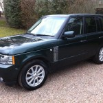 Range Rover after...
